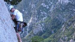 Rock Climbing Photo: Good exposure...