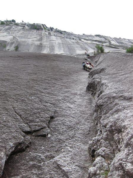 Rock Climbing Photo: The Chief.  Squamish, BC