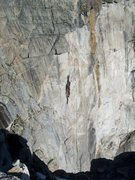 Rock Climbing Photo: Black Wall...