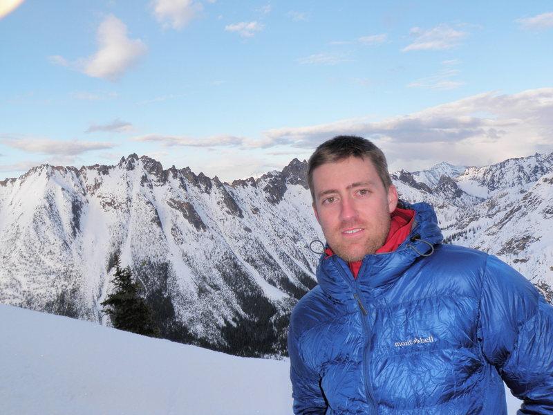 Rock Climbing Photo: Washington Pass