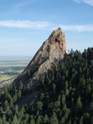 Rock Climbing Photo: The Third