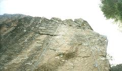 Rock Climbing Photo: Rated P.G.