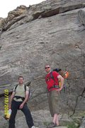 """Rock Climbing Photo: Furthest right """"Waiting for Staircase"""" s..."""