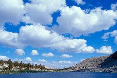 Rock Climbing Photo: Lake 3, Cottonwood Lakes