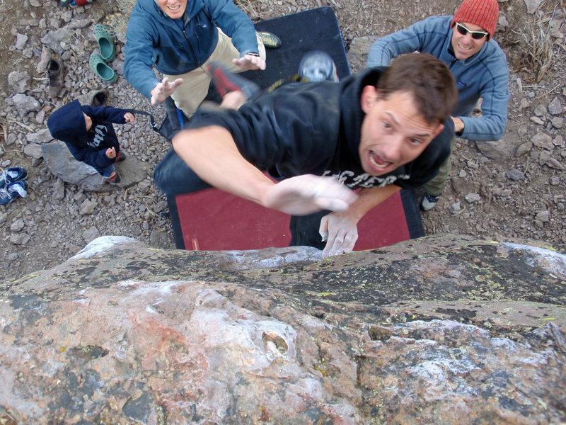 Jump.  The v6 dyno version.