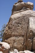 Rock Climbing Photo: Smoking Gun phototopo