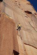 Rock Climbing Photo: sig saur