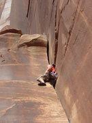 Rock Climbing Photo: Amaretto