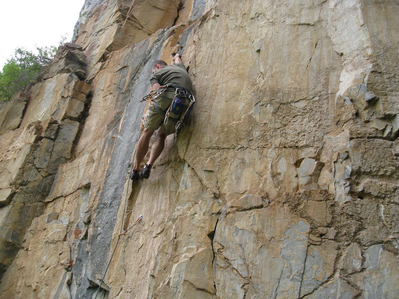 Not to be missed (or skipped)....<br> Coming to an crag near you soon....<br> THE CRUX!!!