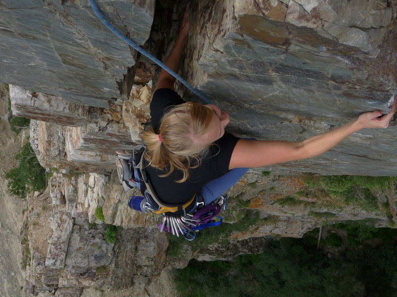 Rock Climbing Photo: Looks pretty 'ill' like this. Sorry, couldn't resi...