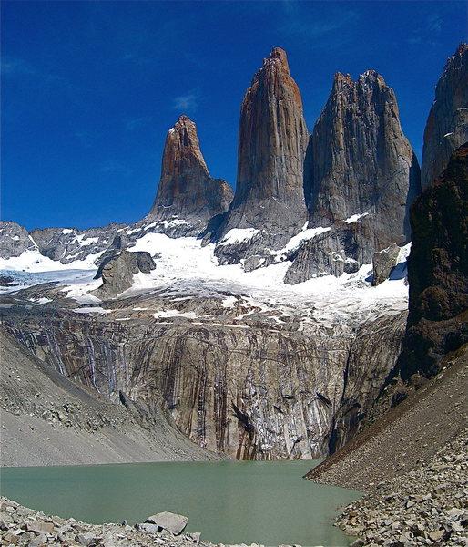 Rock Climbing Photo: Chilean Patagonia