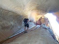 Rock Climbing Photo: Birch Hollow, Zion