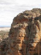 Rock Climbing Photo: Muldoon