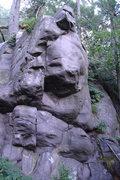 Rock Climbing Photo: Double Elephant.  Proud!