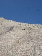 Rock Climbing Photo: Roto top
