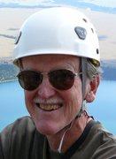 Rock Climbing Photo: On Cube Point, Tetons