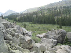 Rock Climbing Photo: Help preserve the excellent bouldering in this bea...