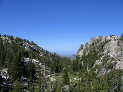 Rock Climbing Photo: Canyon on way to Seneca Lake.