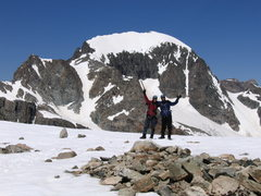 Rock Climbing Photo: Bonnie Pass #2