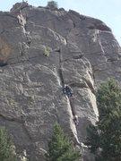 Rock Climbing Photo: SCAT team on Cob Rock 7-24-09