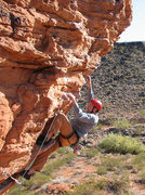 Rock Climbing Photo: On Director of Humor Affairs, November 2007.  Phot...