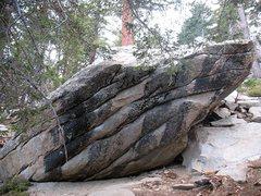 Rock Climbing Photo: Iceberg 3, Tramway