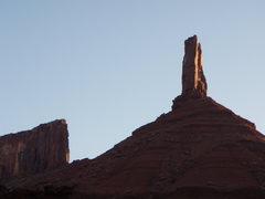 Rock Climbing Photo: Castleton Tower