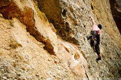Rock Climbing Photo: Lonnie Kauk