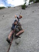 Rock Climbing Photo: Bushwhack Crack, LCC, Utah