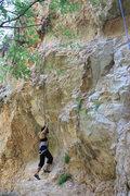 Rock Climbing Photo: At the start