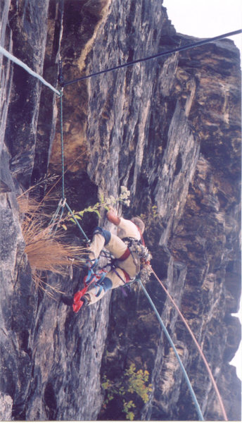 John about to get into the crux of [[106499885]]
