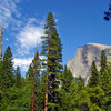 Washington Column and Half Dome
