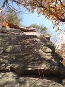Rock Climbing Photo: New gunks