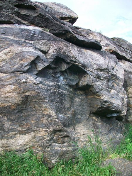 Rock Climbing Photo: Brazil can be spelled with both an S or a Z, makin...