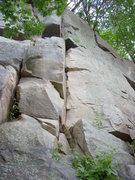 Rock Climbing Photo: Unsatisfactorily.