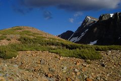 Rock Climbing Photo: Mt. Dana and moraine