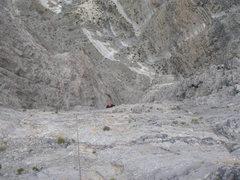 Rock Climbing Photo: Little run.