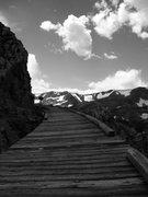 Rock Climbing Photo: The Journey.