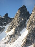 Rock Climbing Photo: The South Face of the Middle Troll