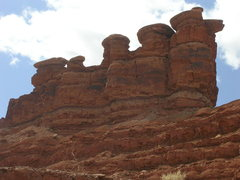 Rock Climbing Photo: Seven drunk sailors anyone know where the real rou...