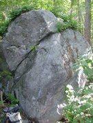 Rock Climbing Photo: Top Gun V2