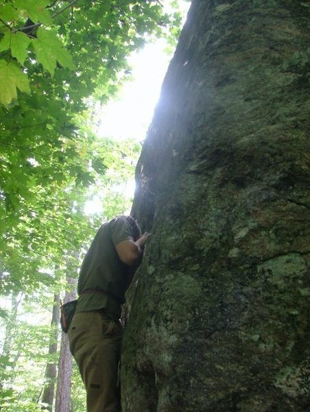 Climbing More Than Meets the Eye