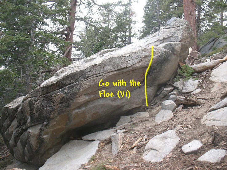 Go with the Floe (V1), Tramway<br>