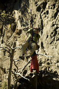 Rock Climbing Photo: Hard at work, living the dream.