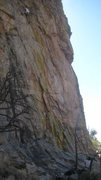 Rock Climbing Photo: Climbing in Tucson Arizona Mt. Lemmon