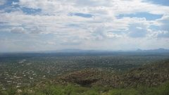 Tucson Az from Mt Lemmon