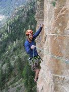 Rock Climbing Photo: Chris, P3.