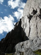 Rock Climbing Photo: Options...Options...Options.  The easiest way is t...