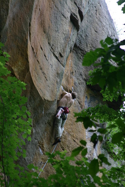 "Rock Climbing Photo: ""the Gift"" that kept on giving..."