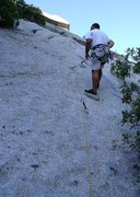 Rock Climbing Photo: Black Peeler (Utah)